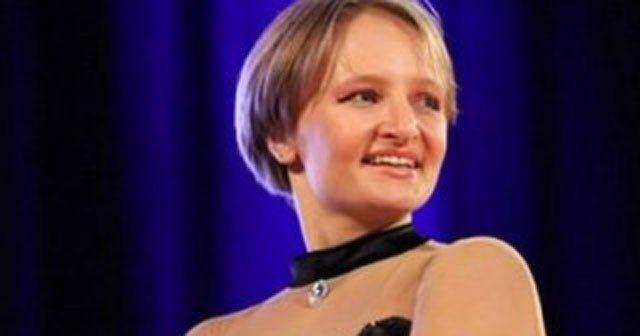 Putin'in kızı deşifre oldu