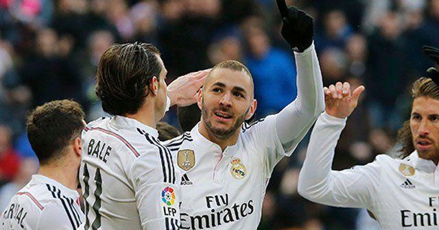 Real Madrid farka koştu