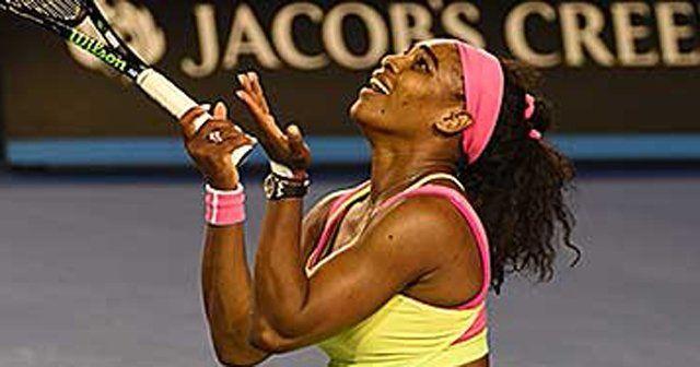 Serena Williams Avustralya Açık'ta şampiyon oldu