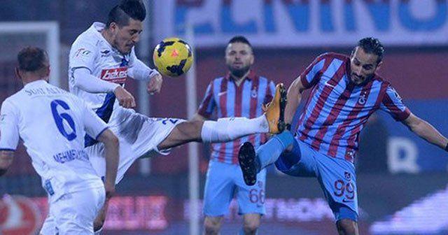 Trabzonspor Kayseri Erciyesi evinde mağlup etti