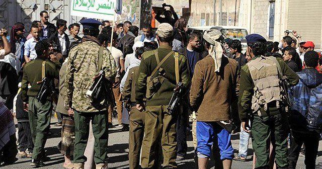 Yemen'de Husi karşıtı gruba müdahale, 10 yaralı