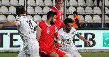 Akhisar Belediyespor Balıkesirspor ile berabere kaldı