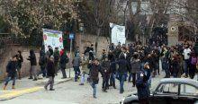 Ankara Üniversitesi'nde kavga