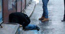 Beyoğlu'nda sokak ortasında infaz