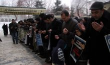 Charlie Hebdo yurt çapında protesto edildi