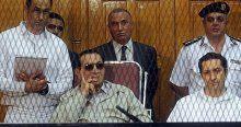 Devrimin 4. yılında hapiste 'Mübarek' kalmadı