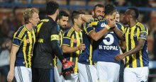 Fenerbahçe Karabük'te 3 puanı kaptı