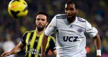 Fenerbahçe Kasımpaşa maçında ilk 11'ler belli oldu