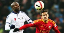 Fenerbahçe Kayserispor ile berabere kaldı