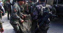 Filipinler'de 43 kişi öldürüldü