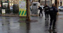 Fransa'da güvenlik alarmı