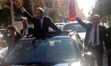 İdris Bal, boş sokakları selamladı