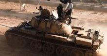 IŞİD üç koldan saldırıya geçti