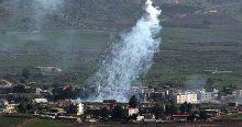 İsrail'den Hizbullah örgütüne misilleme saldırısı