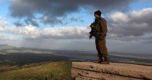 İsrail, Golan'da Esad güçlerini vurdu
