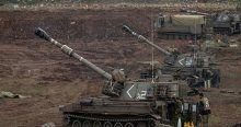 İsrail, Suriye sınırında gerginlik
