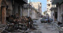 Kobani'de 'taş üstünde taş kalmadı'