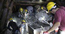 Kömür madeninde göçük, 1 ölü