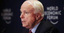 McCain, 'Davutoğlu'nu dinlemedik, kötü oldu'