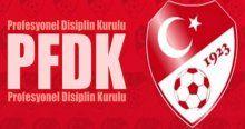 PFDK'dan Fenerbahçe ve Beşiktaş'a kötü haber!