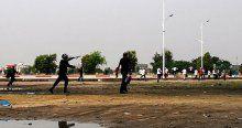 Polisten çok sert müdahale, 13 kişi öldü