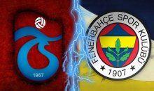 Trabzonspor, Fenerbahçe'yi bombaladı