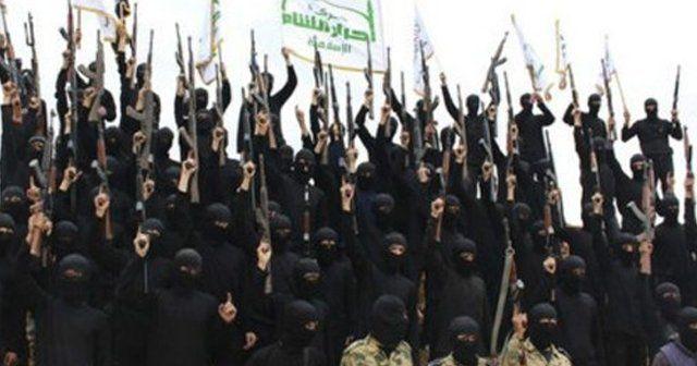 ABD'den IŞİD açıklaması, 8 bin 500 militan...