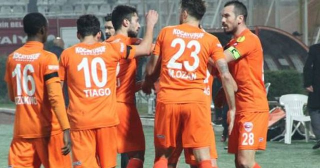 Adanaspor galibiyete uçtu