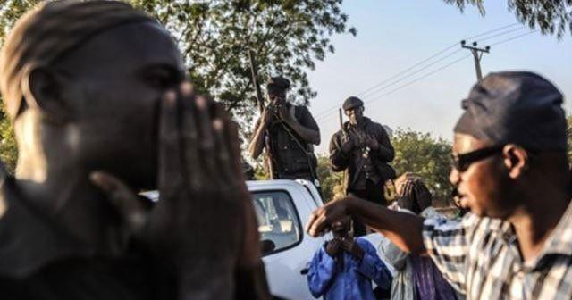 Boko Haram cami yaktı, 100 kişi hayatını kaybetti