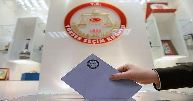 Bu yıl seçime 31 siyasi parti katılacak