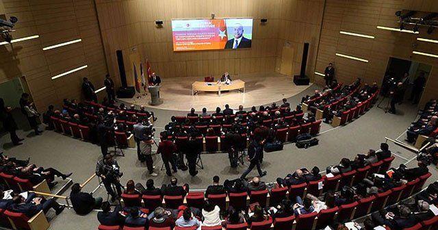 Çavuşoğlu, 'AB'nin, BMGK'nın reforma ihtiyacı var'