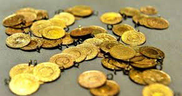 Çeyrek altın 1 günde 2 lira arttı