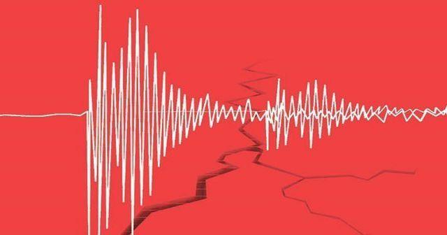 Çin'de 5 büyüklüğünde deprem meydana geldi