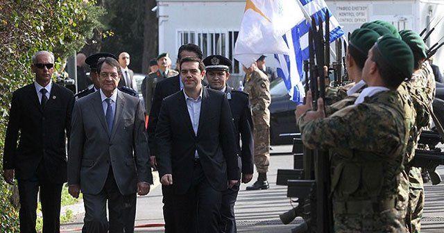 Çipras ilk ziyaretini Güney Kıbrıs'a yaptı
