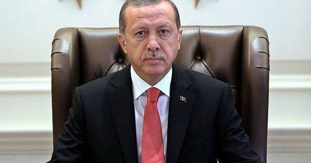 Cumhurbaşkanı Erdoğan'dan atamalar