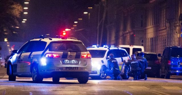 Danimarka saldırganına yardım eden 2 kişi tutuklandı