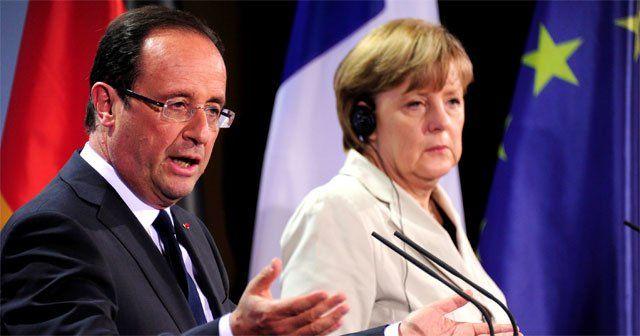 Hollande ve Merkel, Minsk II ateşkesine sadık kalmaları gerektiğini vurguladı