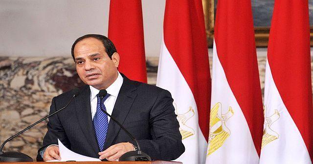 İpler gerildi! Sisi'ye 'nota' verdiler
