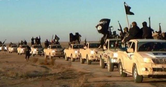 IŞİD yine füzelerle saldırıyor