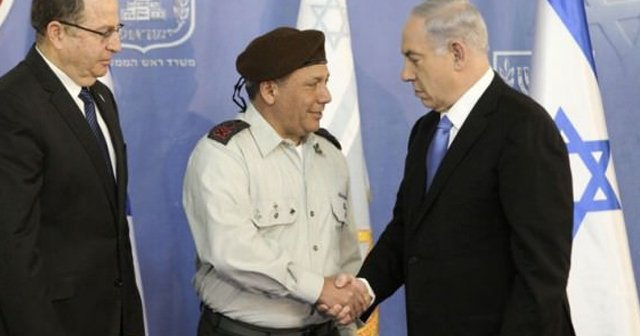 İsrail'in yeni Genelkurmay Başkanı!
