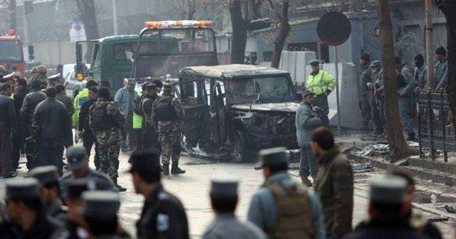 Kabil'de Türk koruma timinin aracına saldırı, 1 şehit