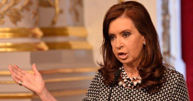 Kirchner için tutuklama talebi hazırladığı ortaya çıktı