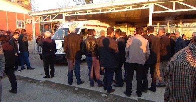 Minibüs takla attı, 2 ölü 8 yaralı