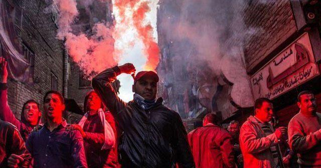 Mısır'daki gösterilerde 1 çocuk öldü