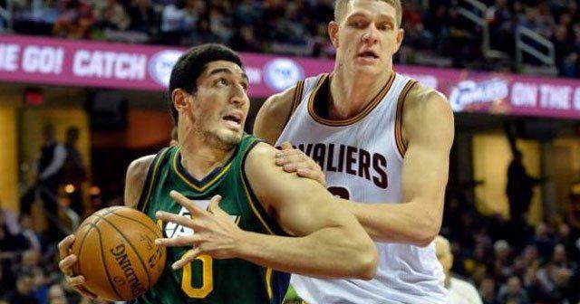 NBA'de Enes Kanter depremi