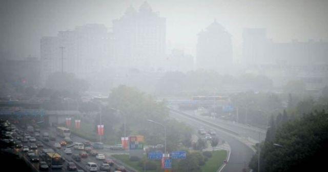 O ülkede kirli hava 15 yıl daha sürecek