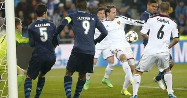 Porto-Basel puanları bölüştüler