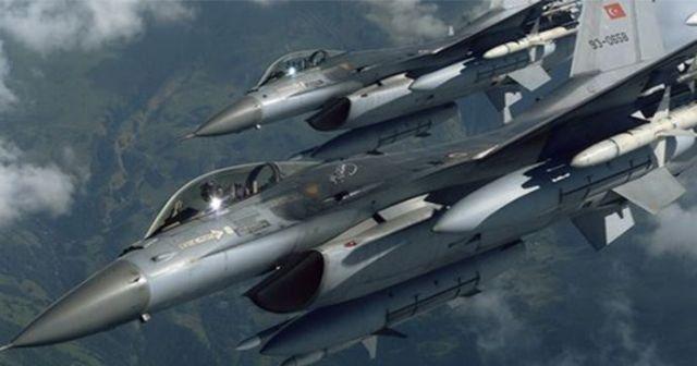 Rus uçağını Türk F 16'ları durdurdu