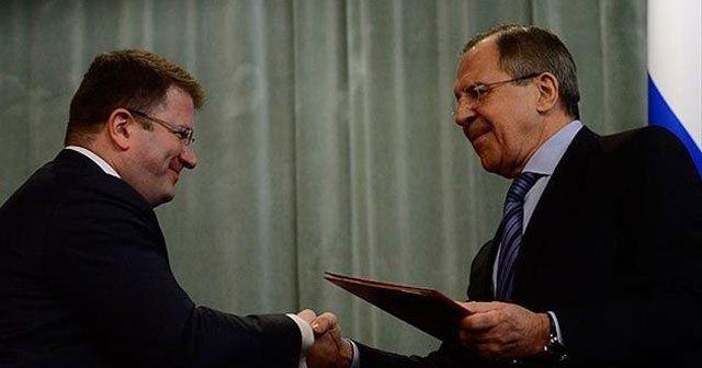 Rusya ile Güney Osetya sınır anlaşması