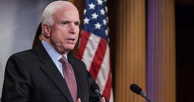 Senatör McCain, 'ABD-İsrail ilişkileri en kötü seviyede'